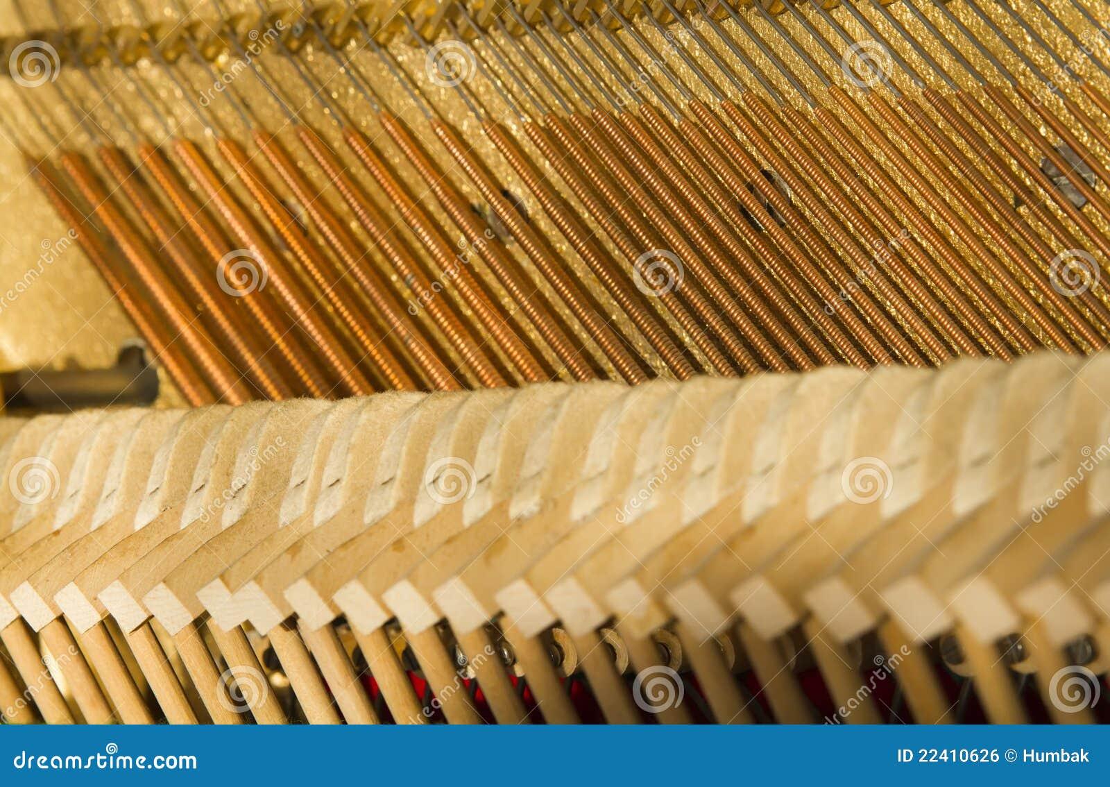 εσωτερικό πιάνο