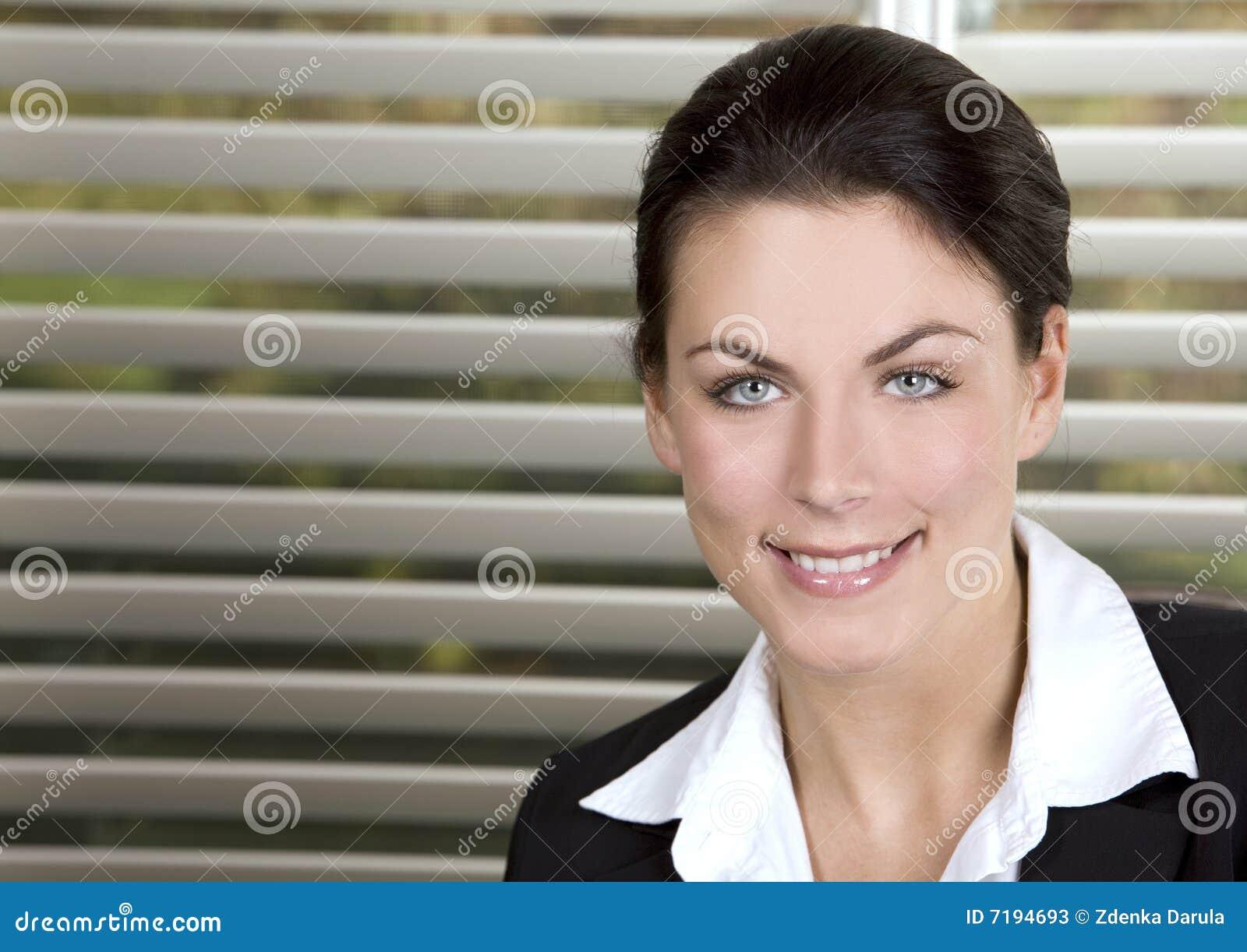 εταιρική γυναίκα