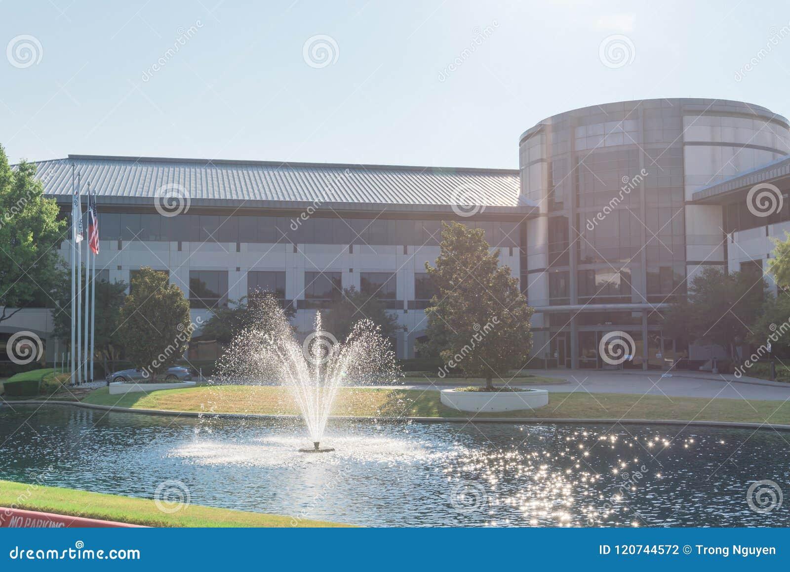Εταιρική πανεπιστημιούπολη έδρας Keurig ο Δρ Pepper σε Plano, Texa