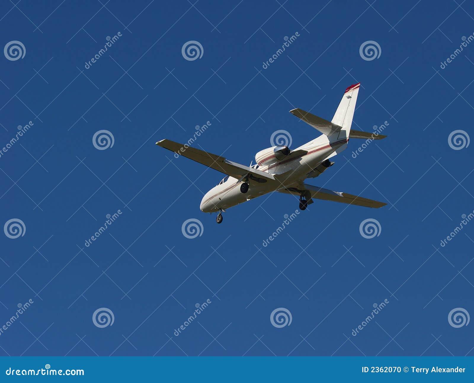 εταιρικό αεριωθούμενο αεροπλάνο