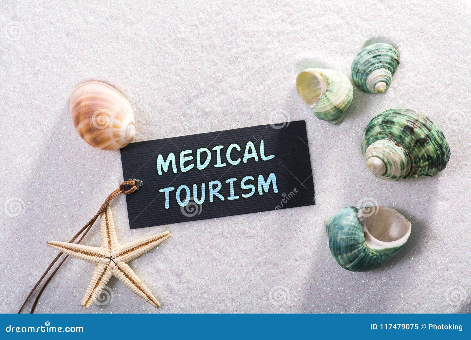 Ετικέτα με τον ιατρικό τουρισμό