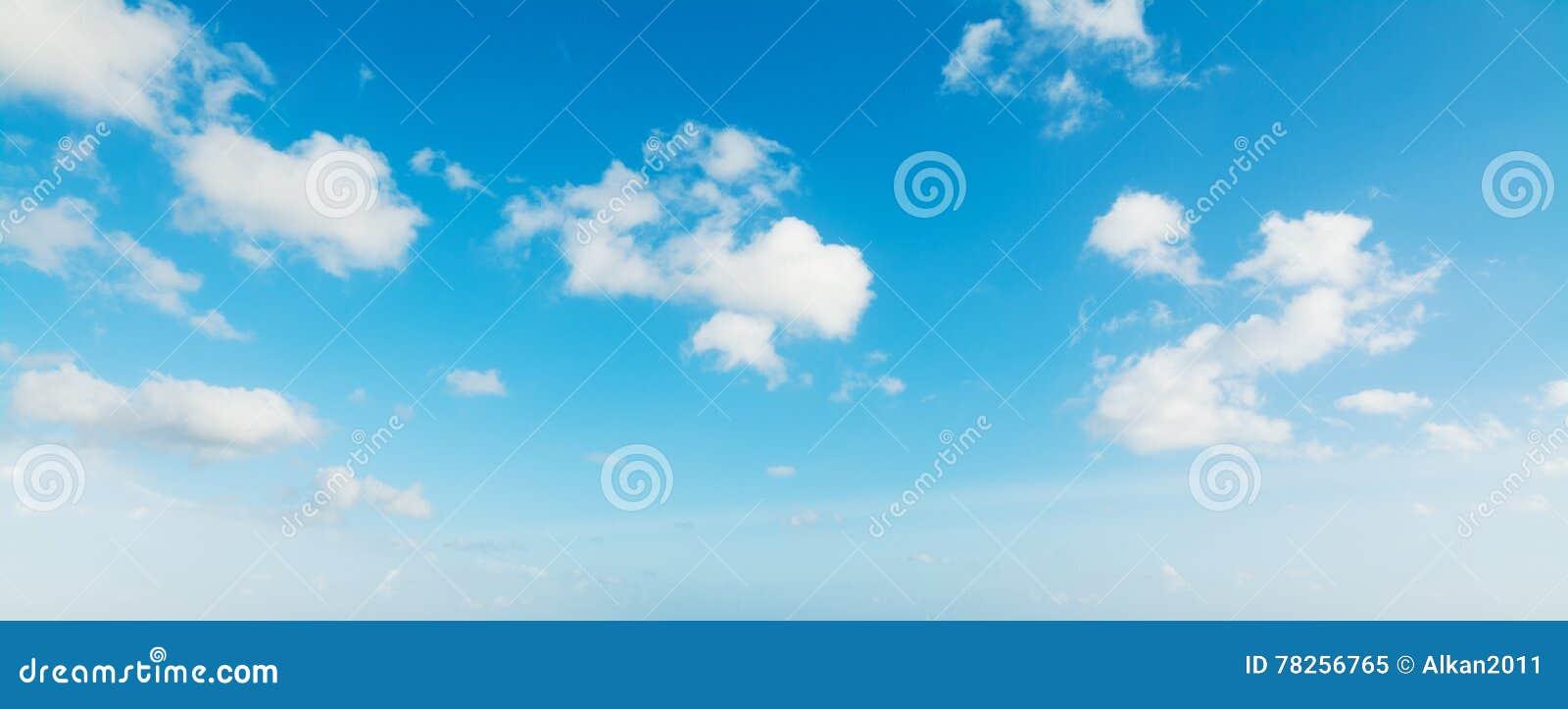 λευκό ουρανού σύννεφων