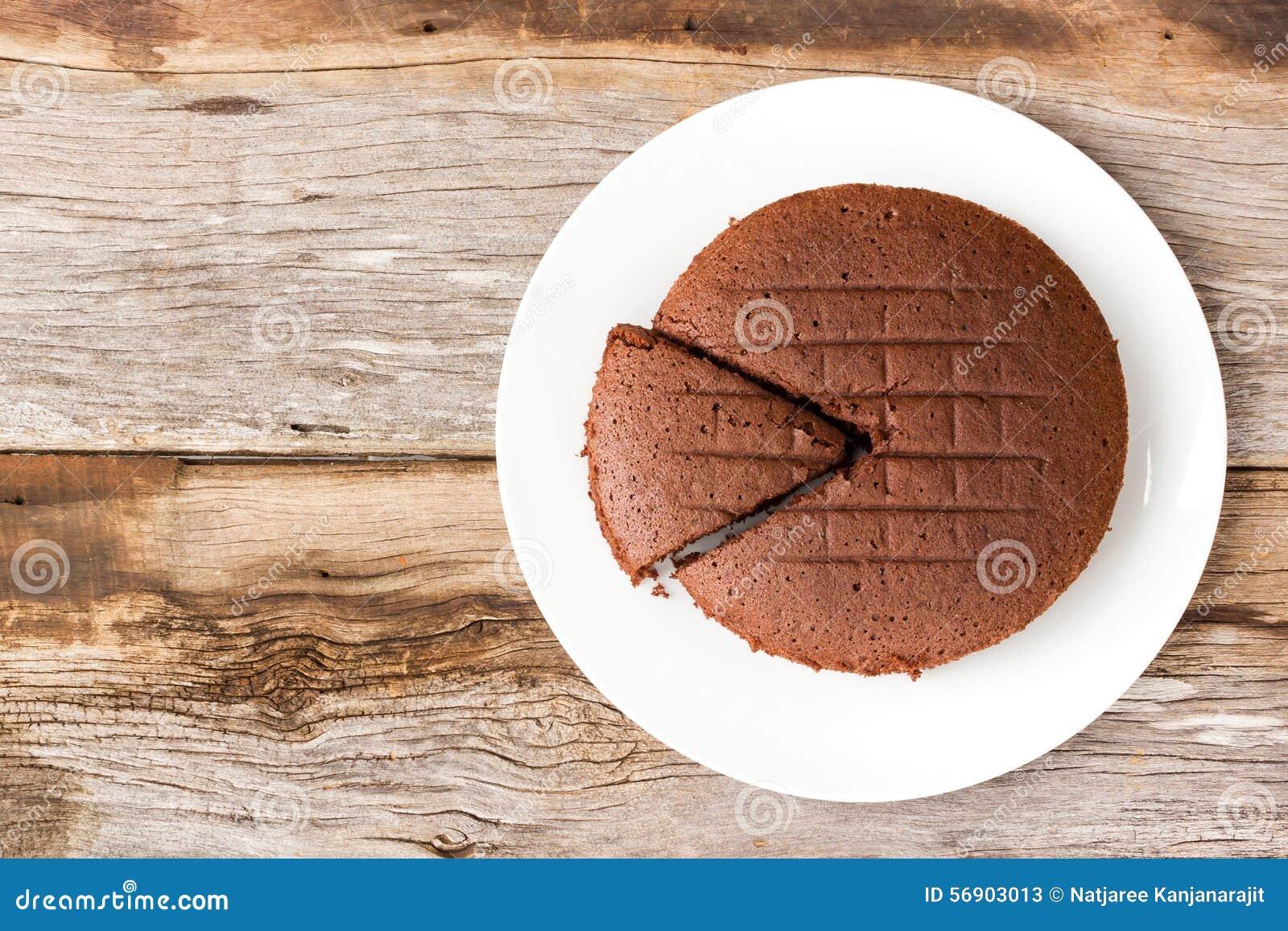 λευκό πιάτων σοκολάτας &kapp