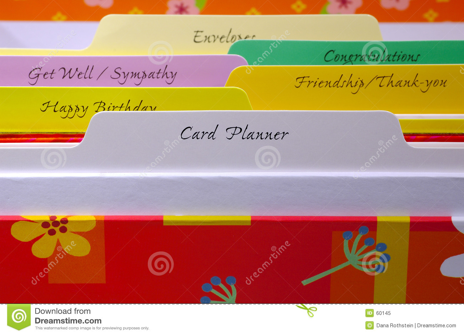 ευρετήριο καρτών