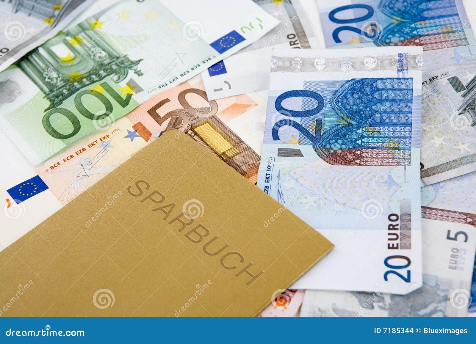 ευρο- βιβλιάριο χρημάτων
