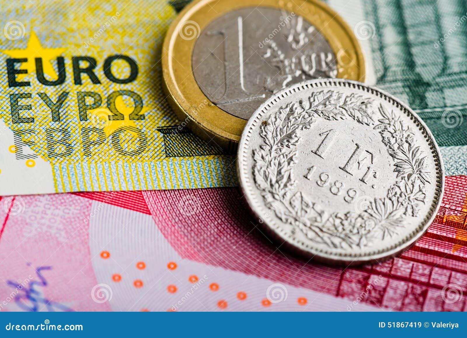 ευρο- φράγκο Ελβετός εν&