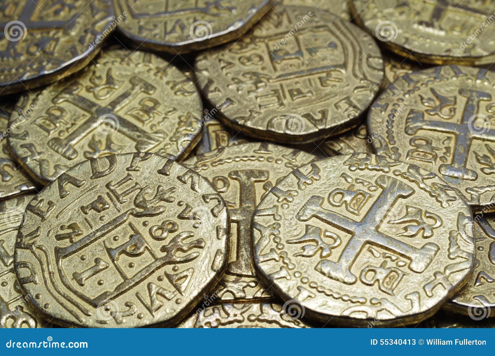 ευρο- χρυσός δολαρίων νομισμάτων