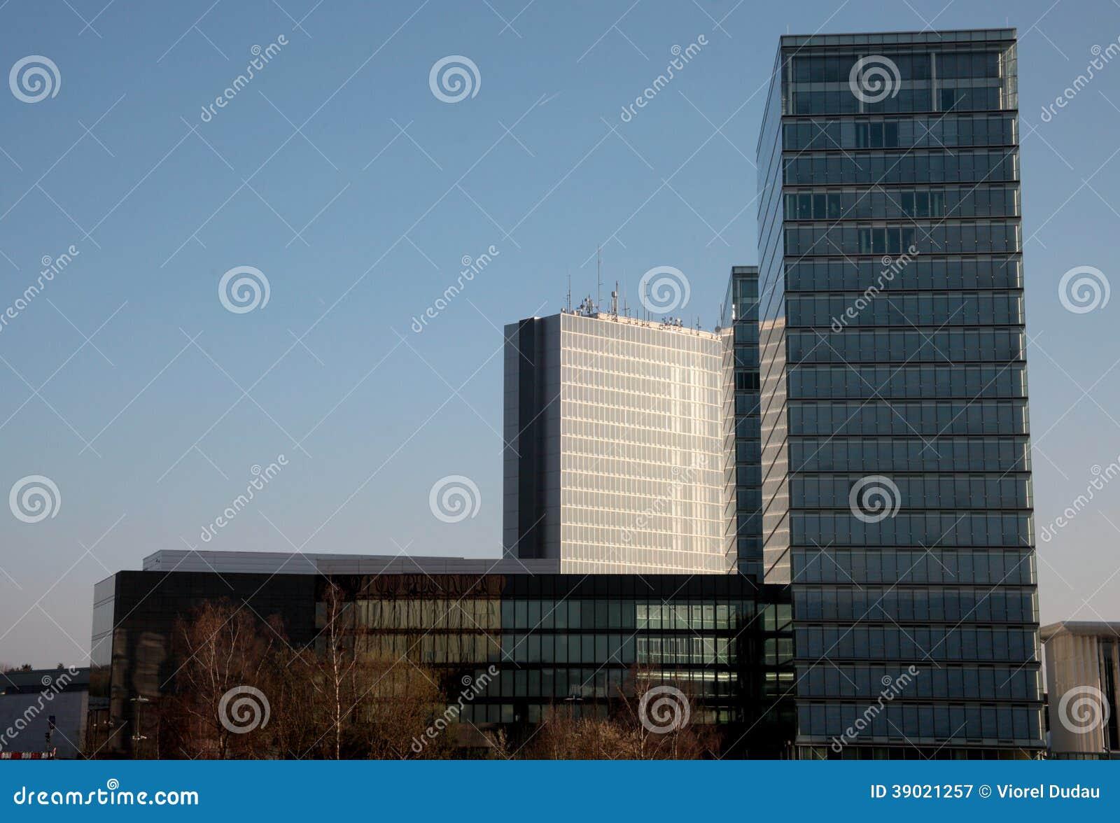 Ευρωπαϊκά κτήρια οργάνων