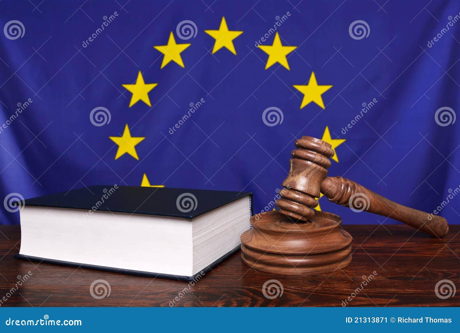 ευρωπαϊκός νόμος