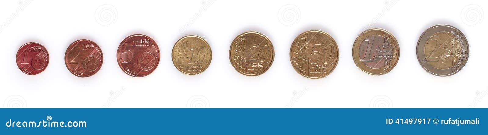 ευρώ νομισμάτων