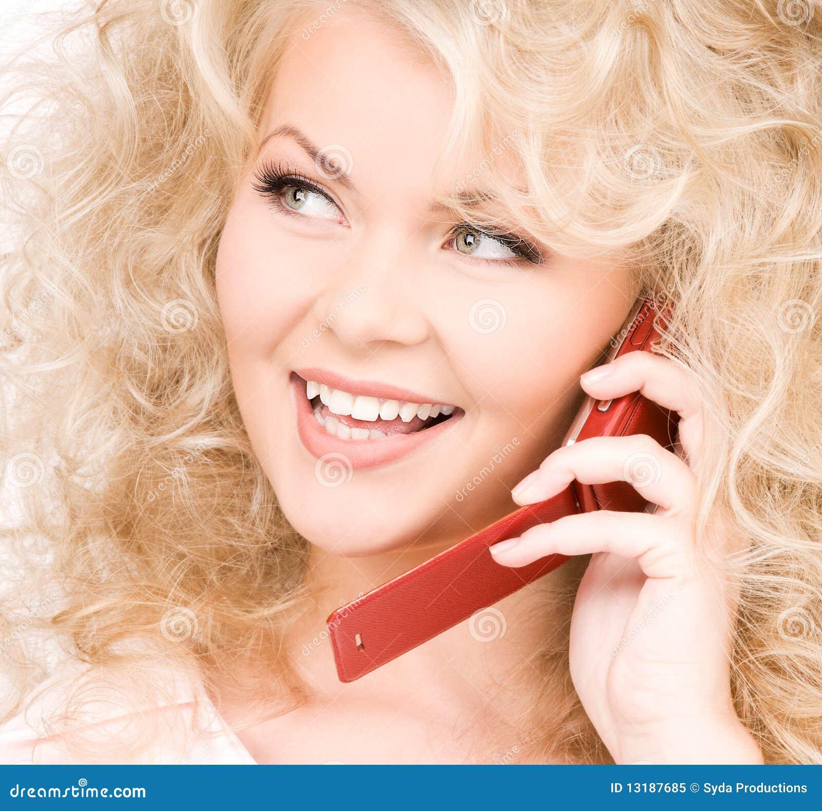 ευτυχής τηλεφωνική κόκκ&io