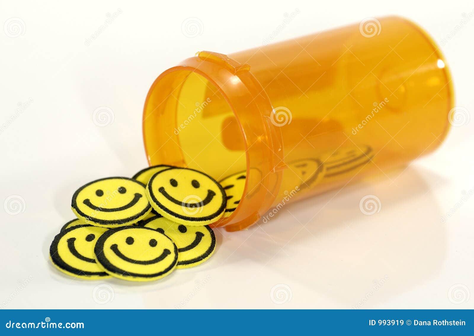 ευτυχή χάπια