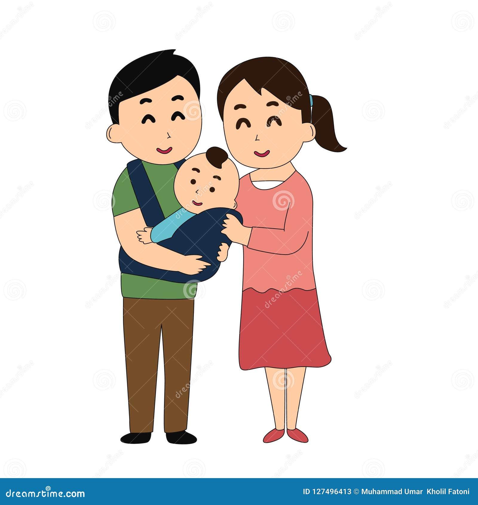 Ευτυχία με το πρώτο παιδί