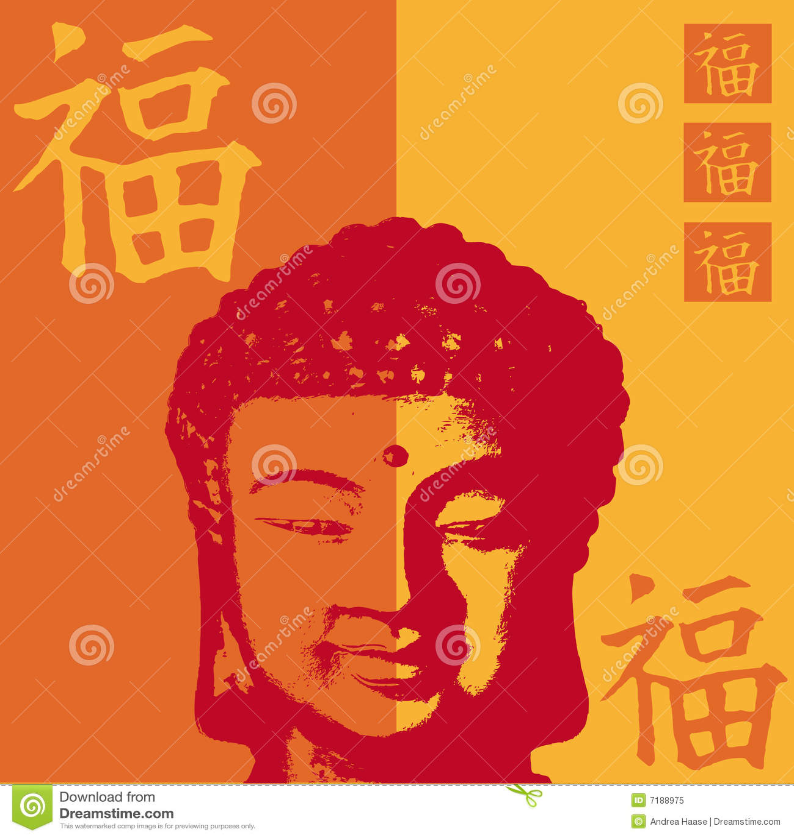 ευτυχία του Βούδα