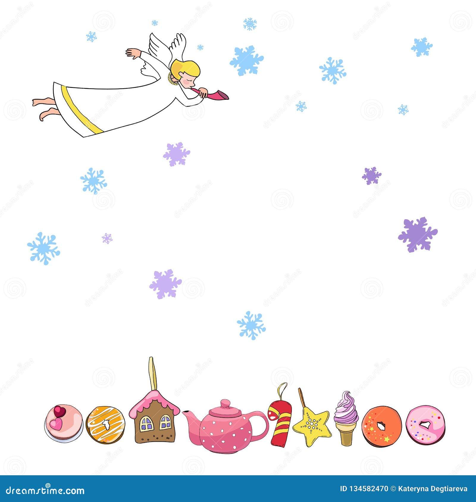 Ευχετήρια κάρτα, νέα έτος και Χριστούγεννα