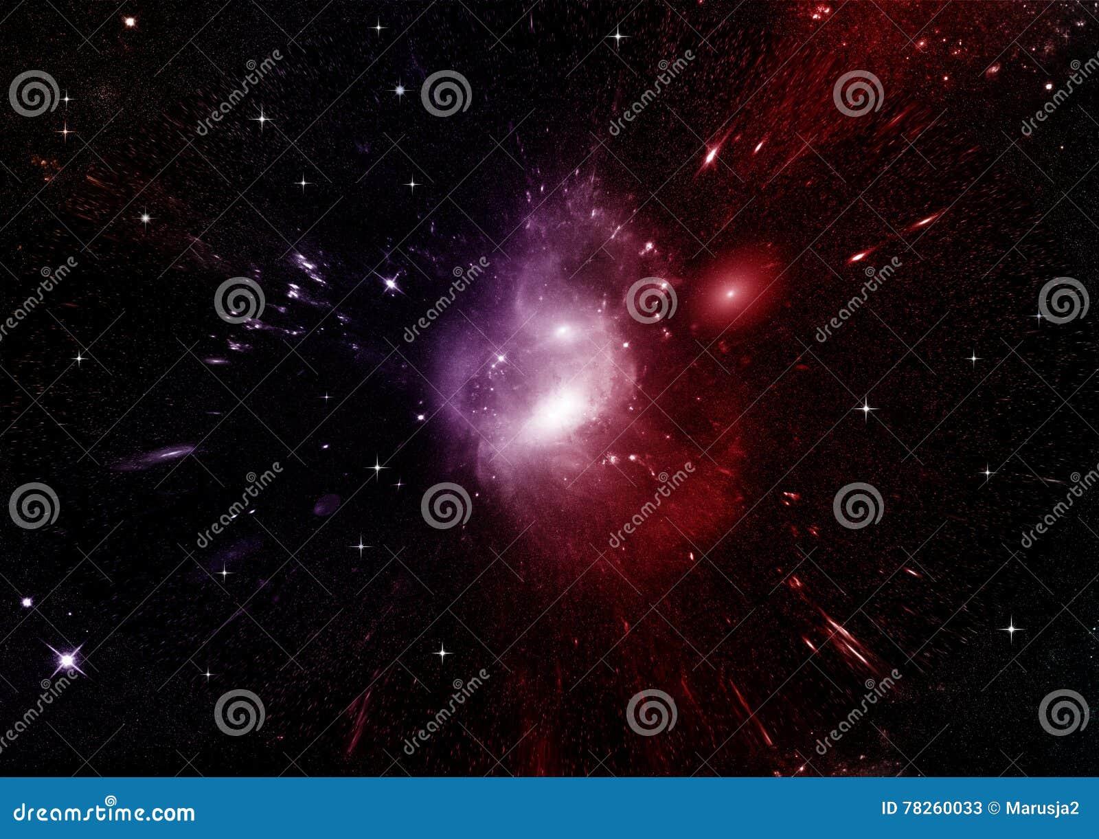 ελεύθερο διάστημα γαλαξιών
