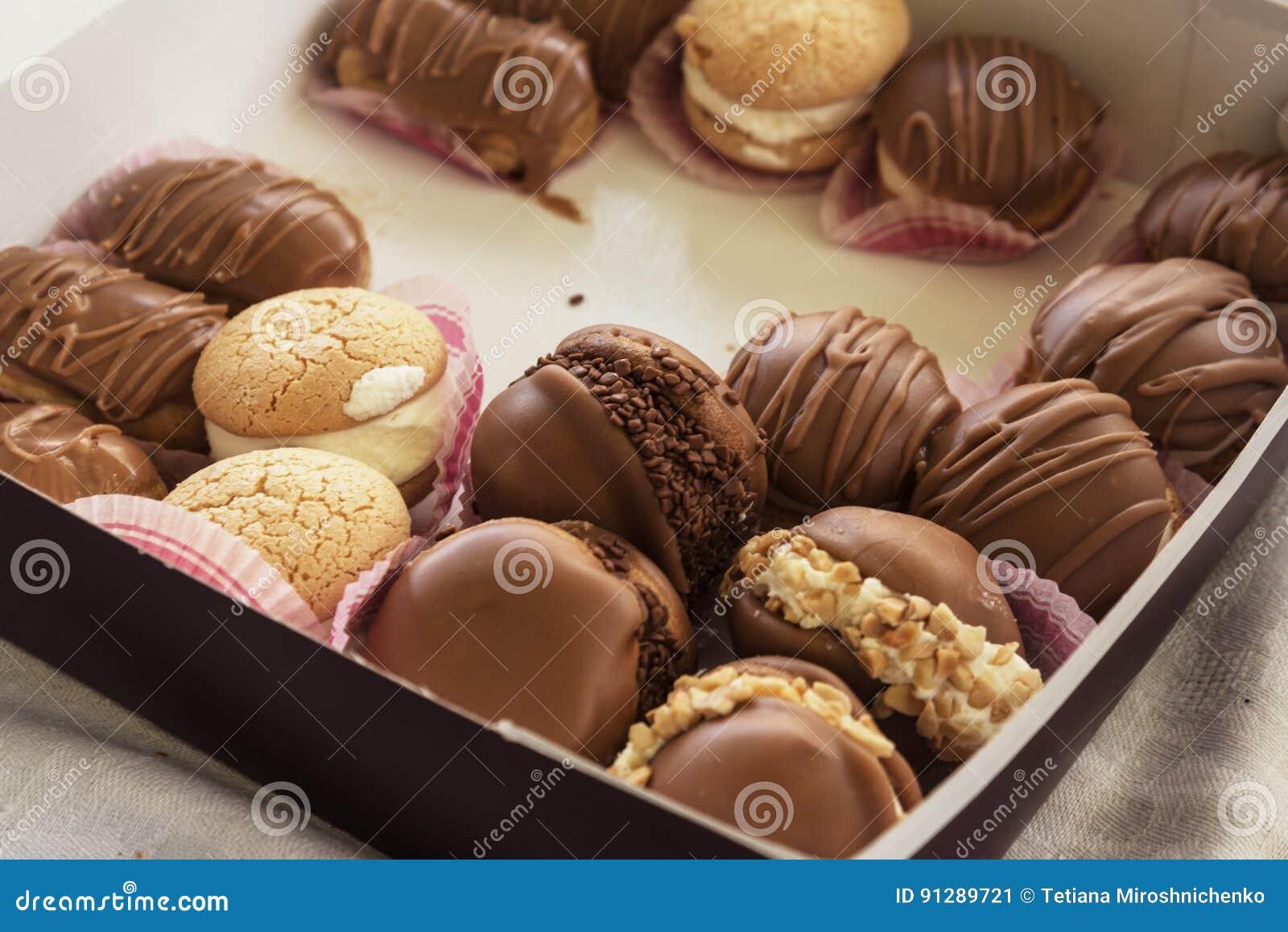 Ελληνικά κέικ σοκολάτας