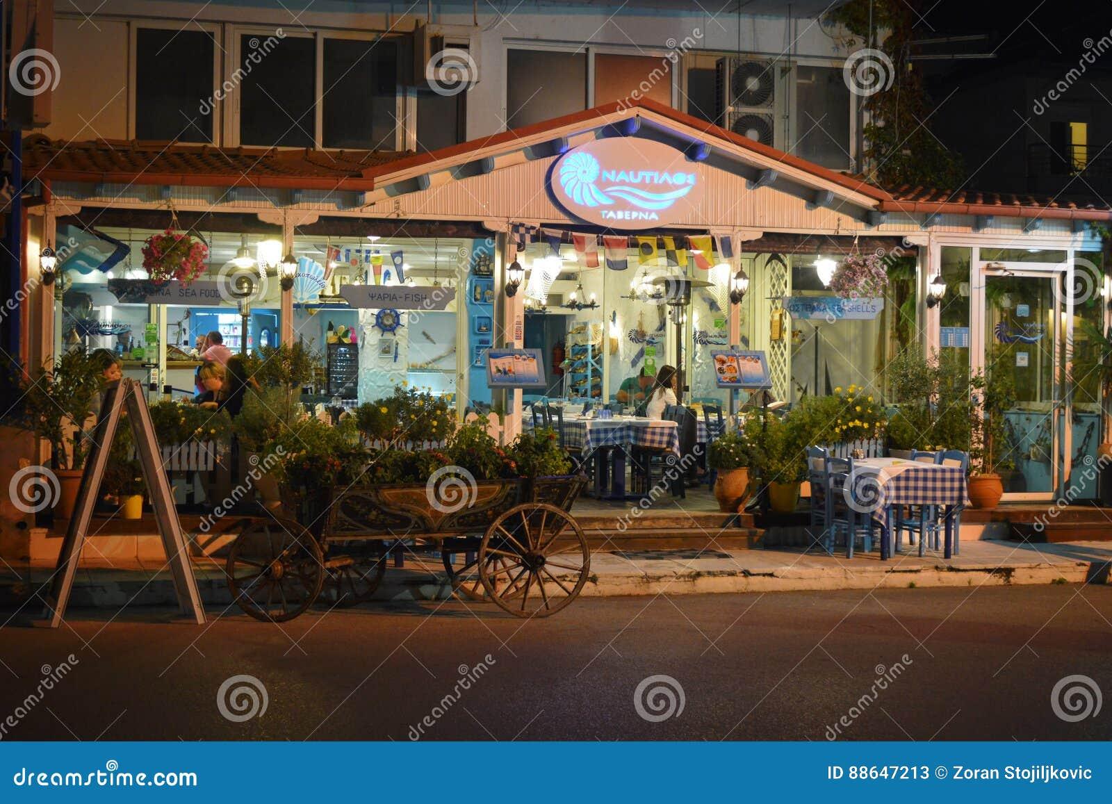 ελληνικό taverna