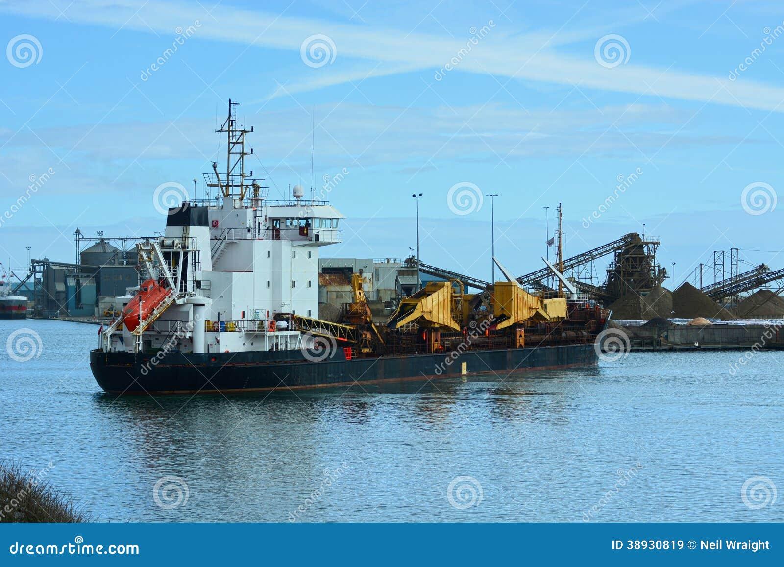 Ελιγμός σκαφών στην αποβάθρα