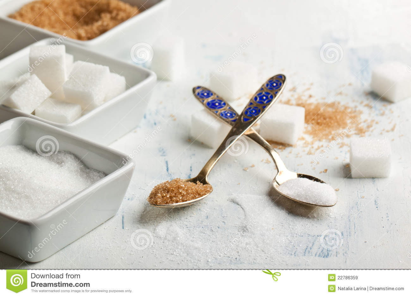 ζάχαρη διάφορη
