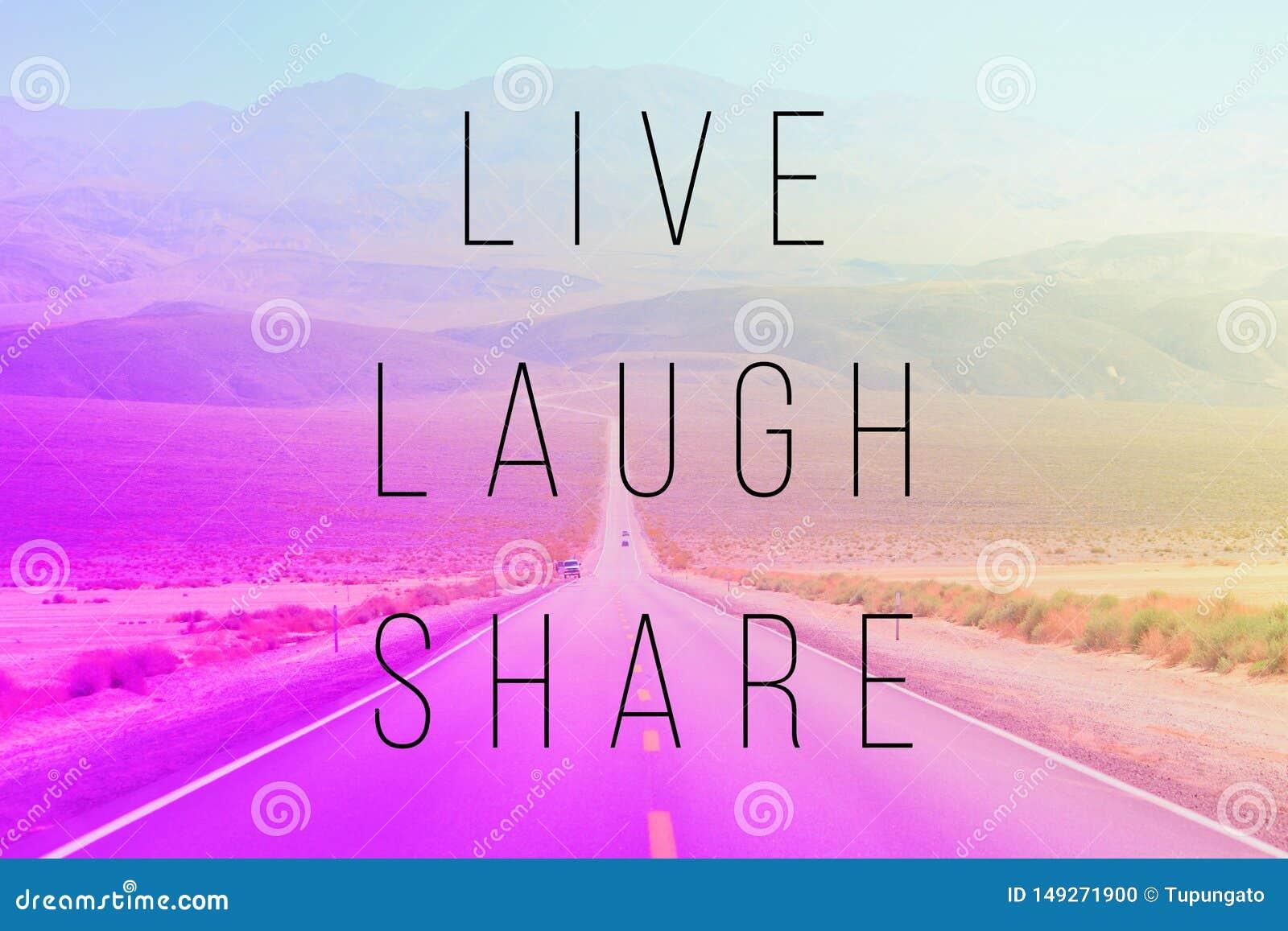 Ζήστε μερίδιο γέλιου