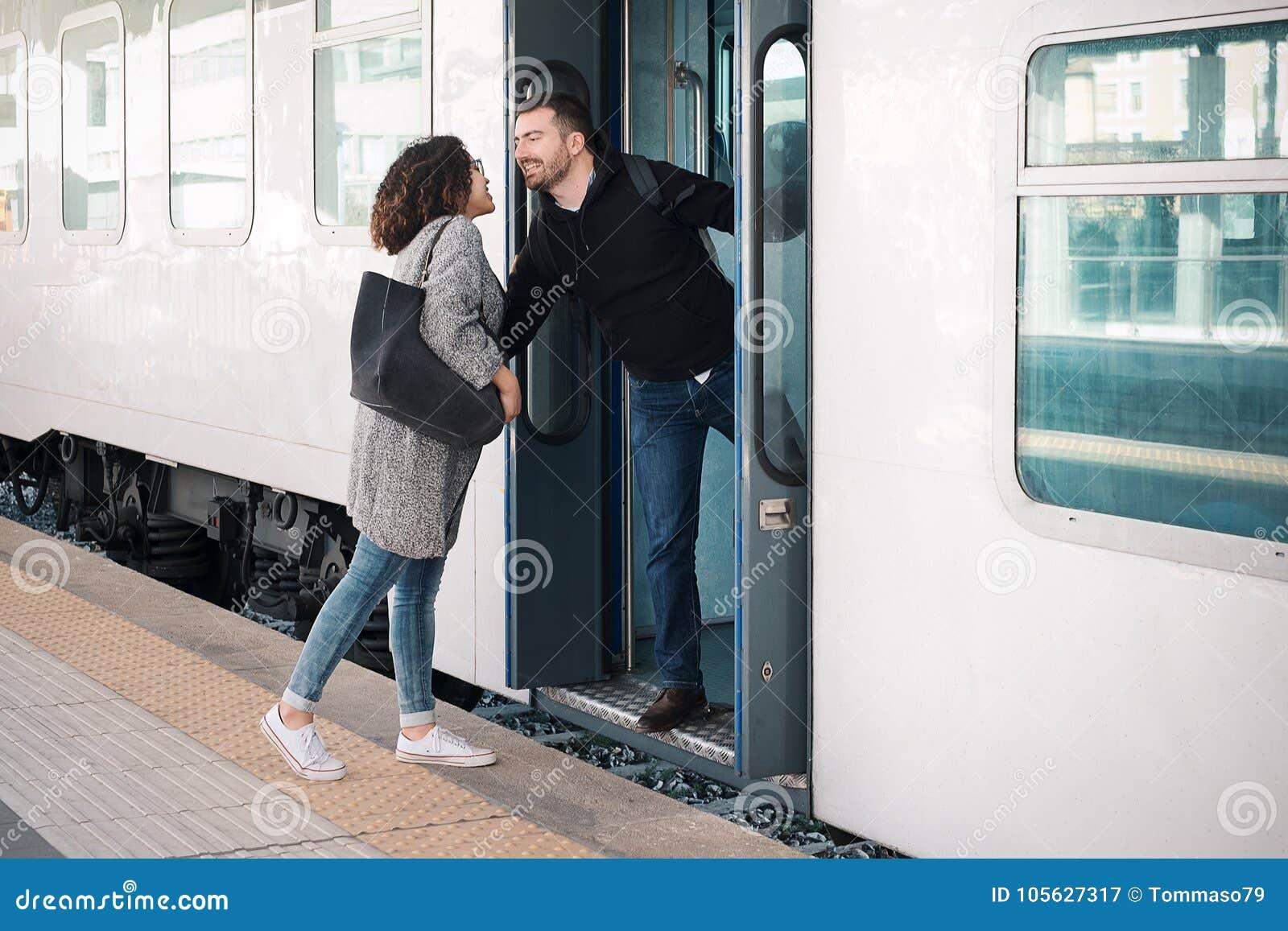 Στο τρένο