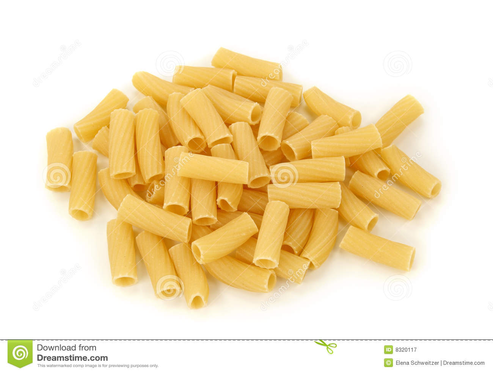 ζυμαρικά κίτρινα