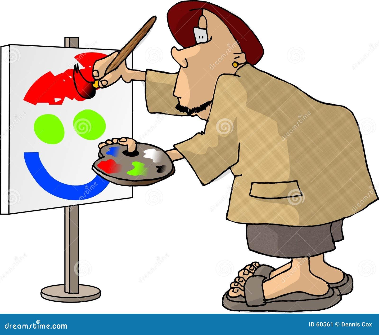 ζωγράφος πετρελαίου