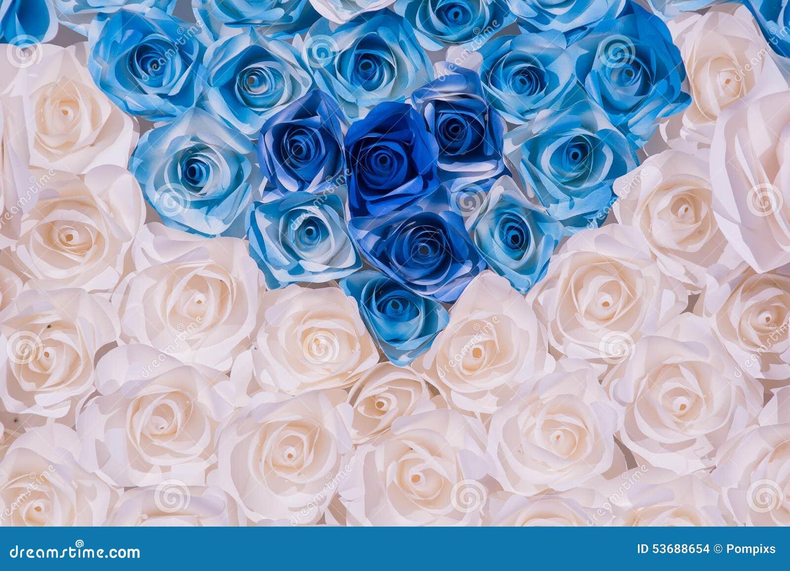 Ζωηρόχρωμος όμορφος αυξήθηκε υπόβαθρο εγγράφου λουλουδιών