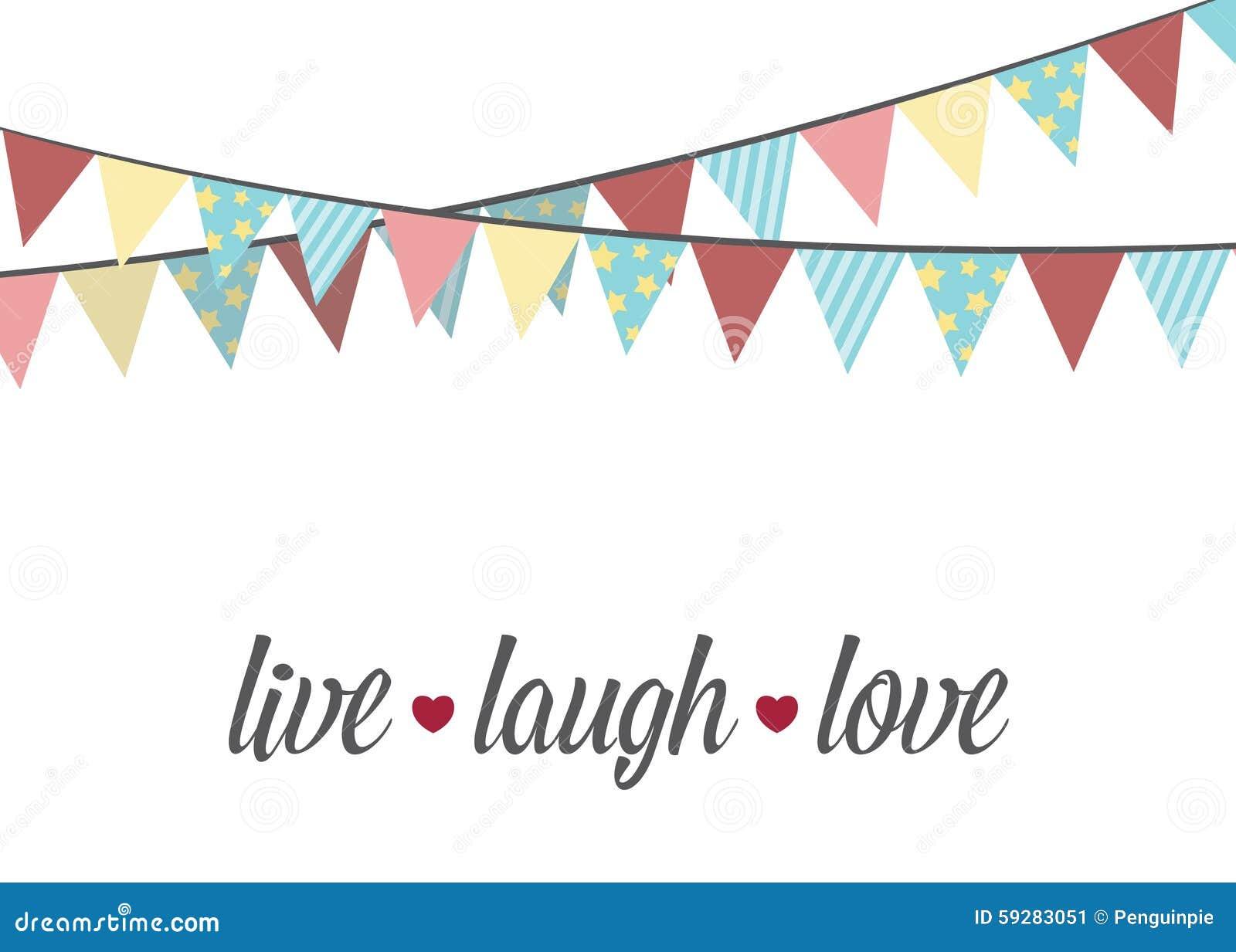 ζωντανή αγάπη γέλιου διάνυσμα