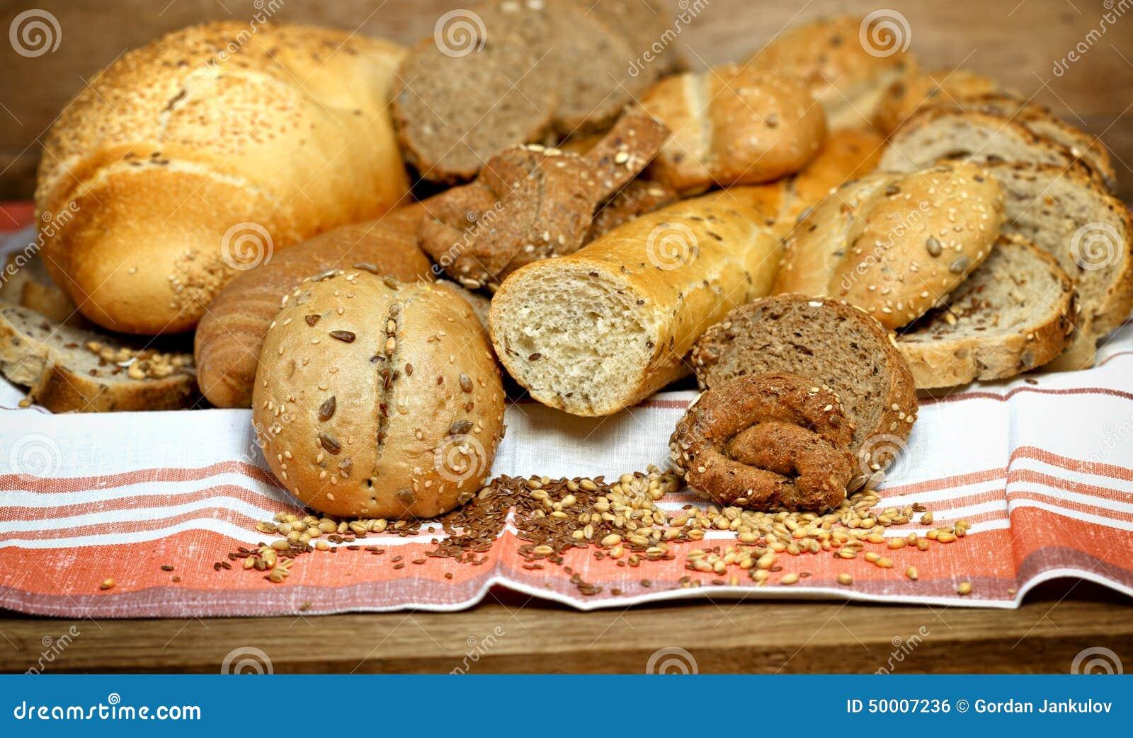 Ζύμες και ψωμιά