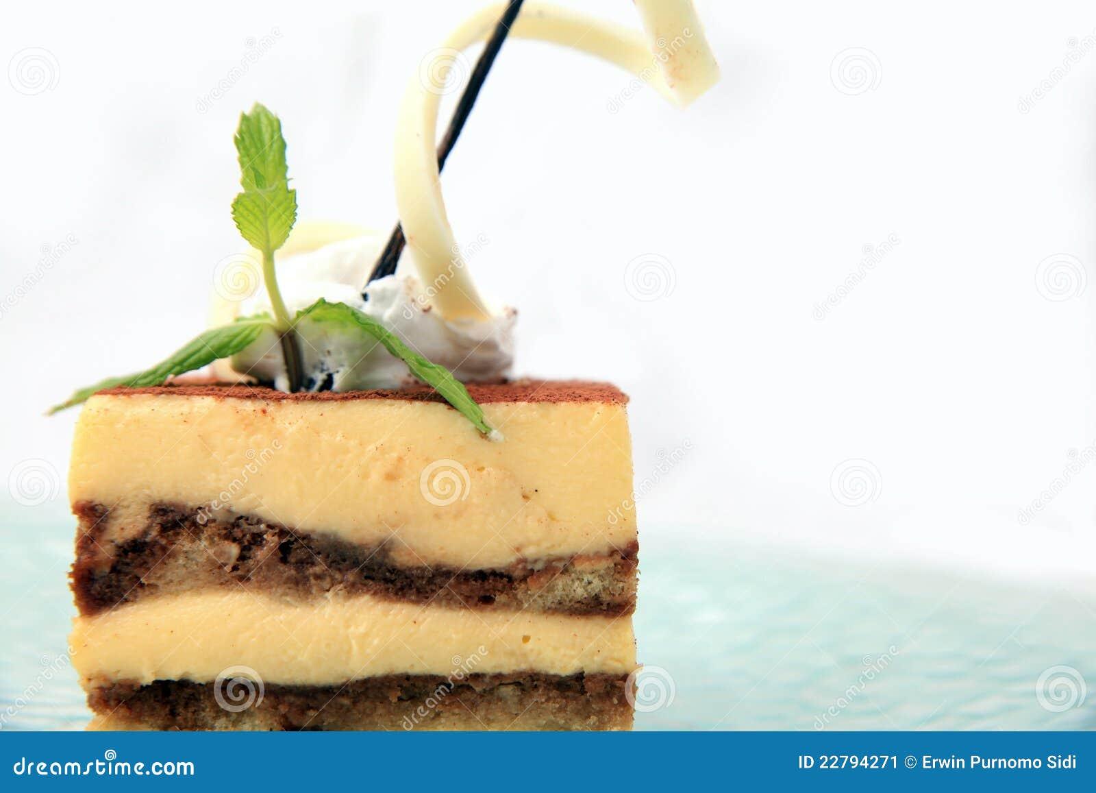 Ζύμη κέικ στρώματος