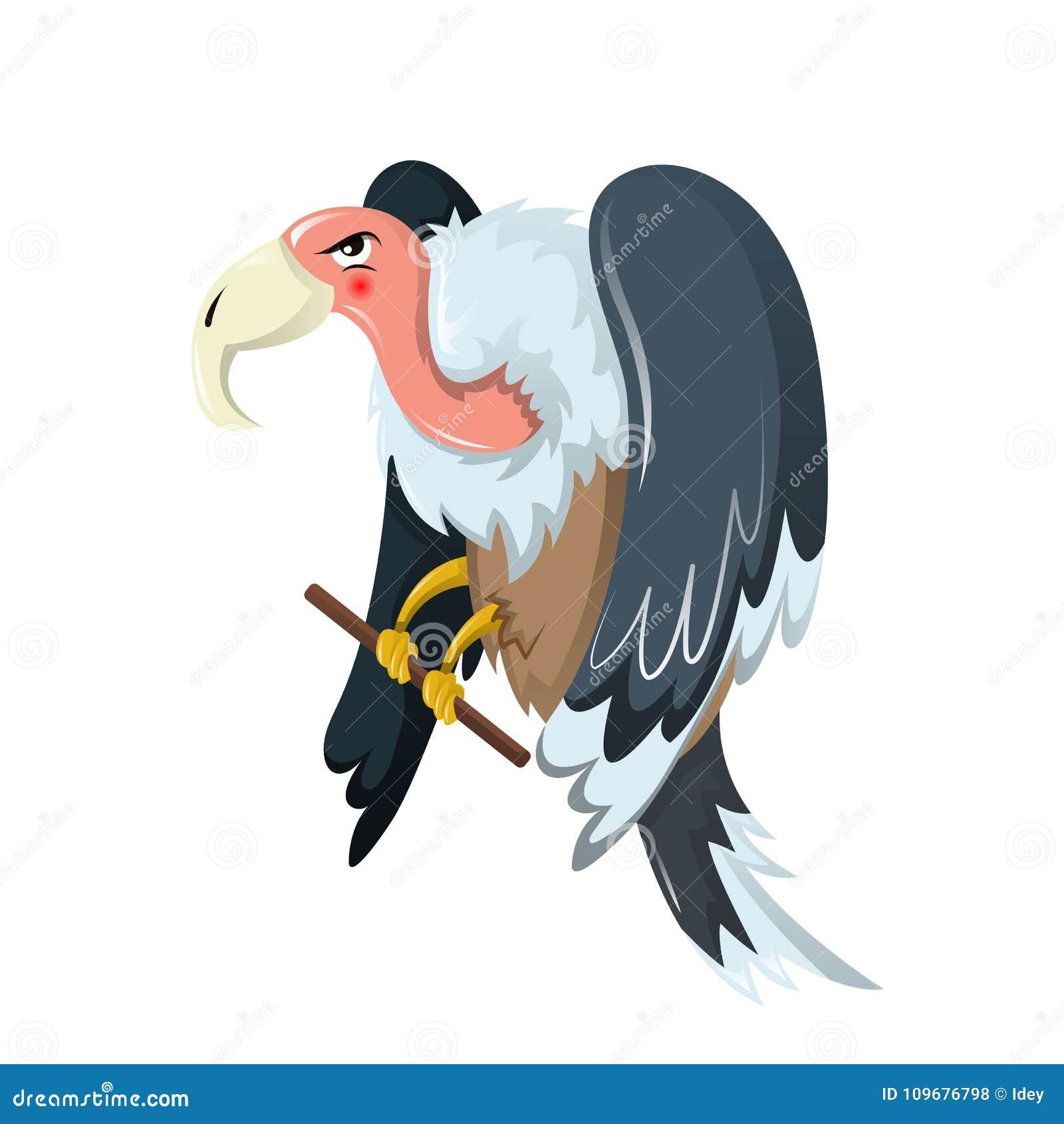 μεγάλο ισχυρό πουλί