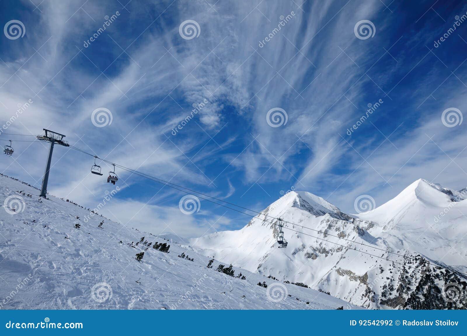 Ζώνη Μπάνσκο, Βουλγαρία σκι