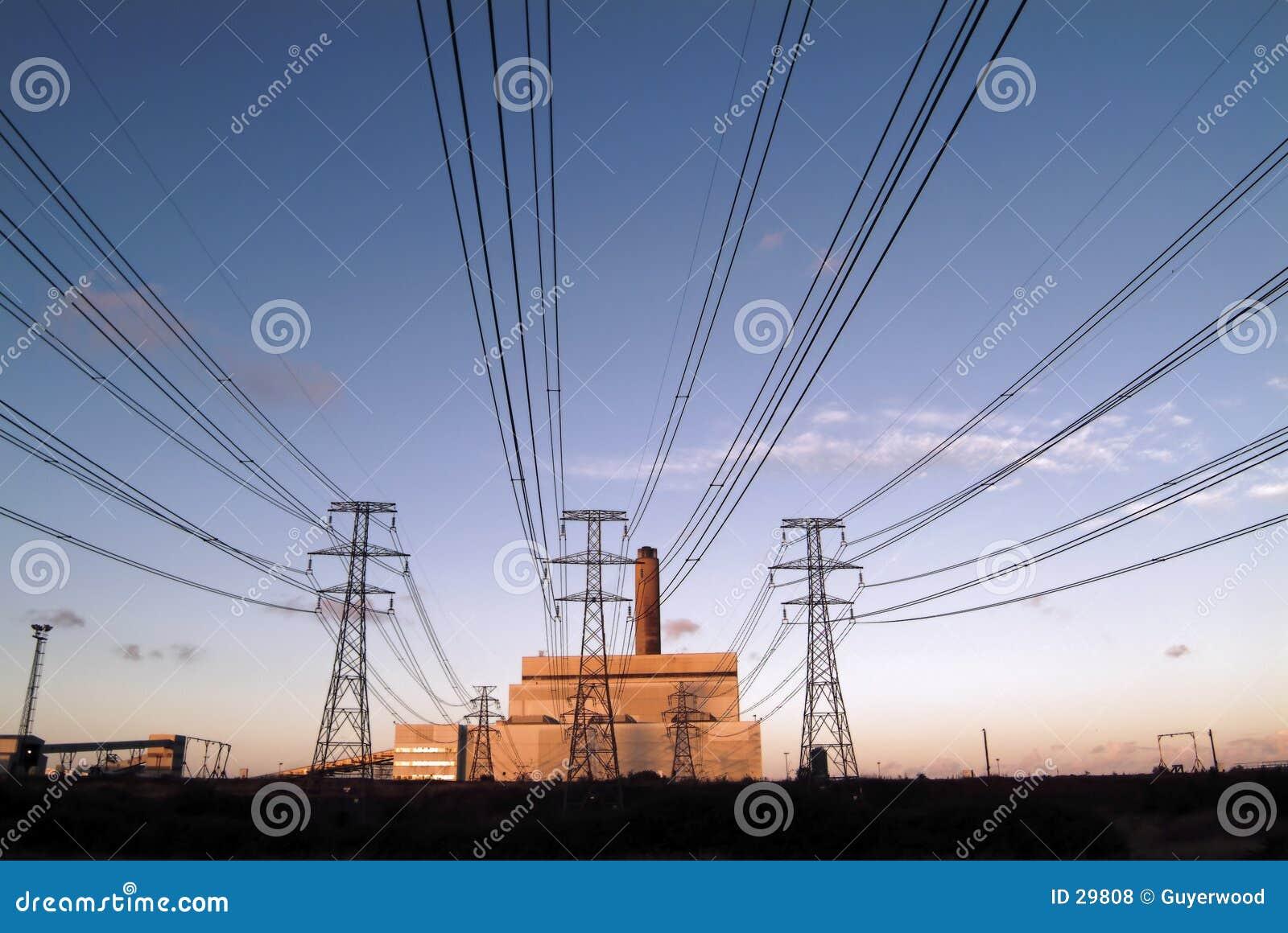 ηλεκτρική δύναμη