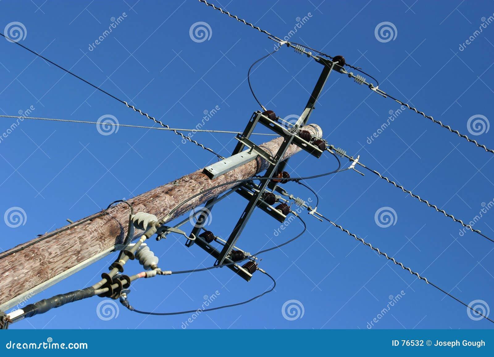 ηλεκτρική ενέργεια διανομής