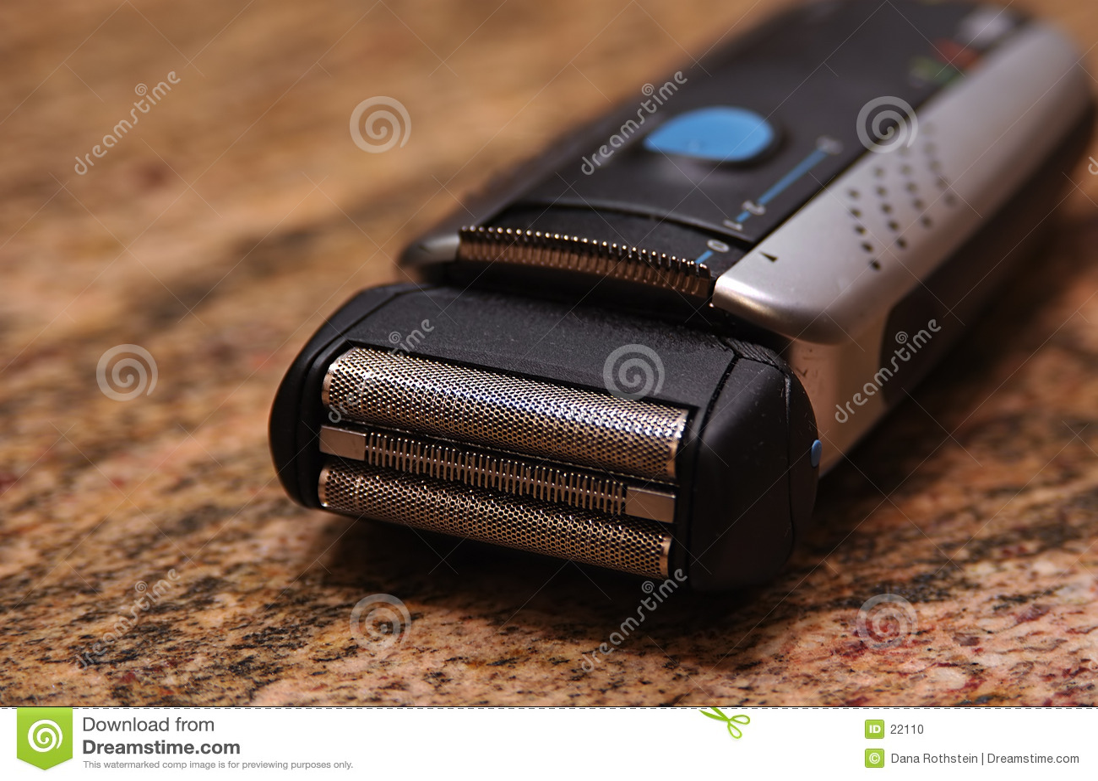 ηλεκτρική ξυριστική μηχανή