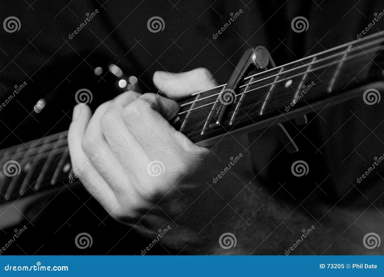 ηλεκτρικός κιθαρίστας