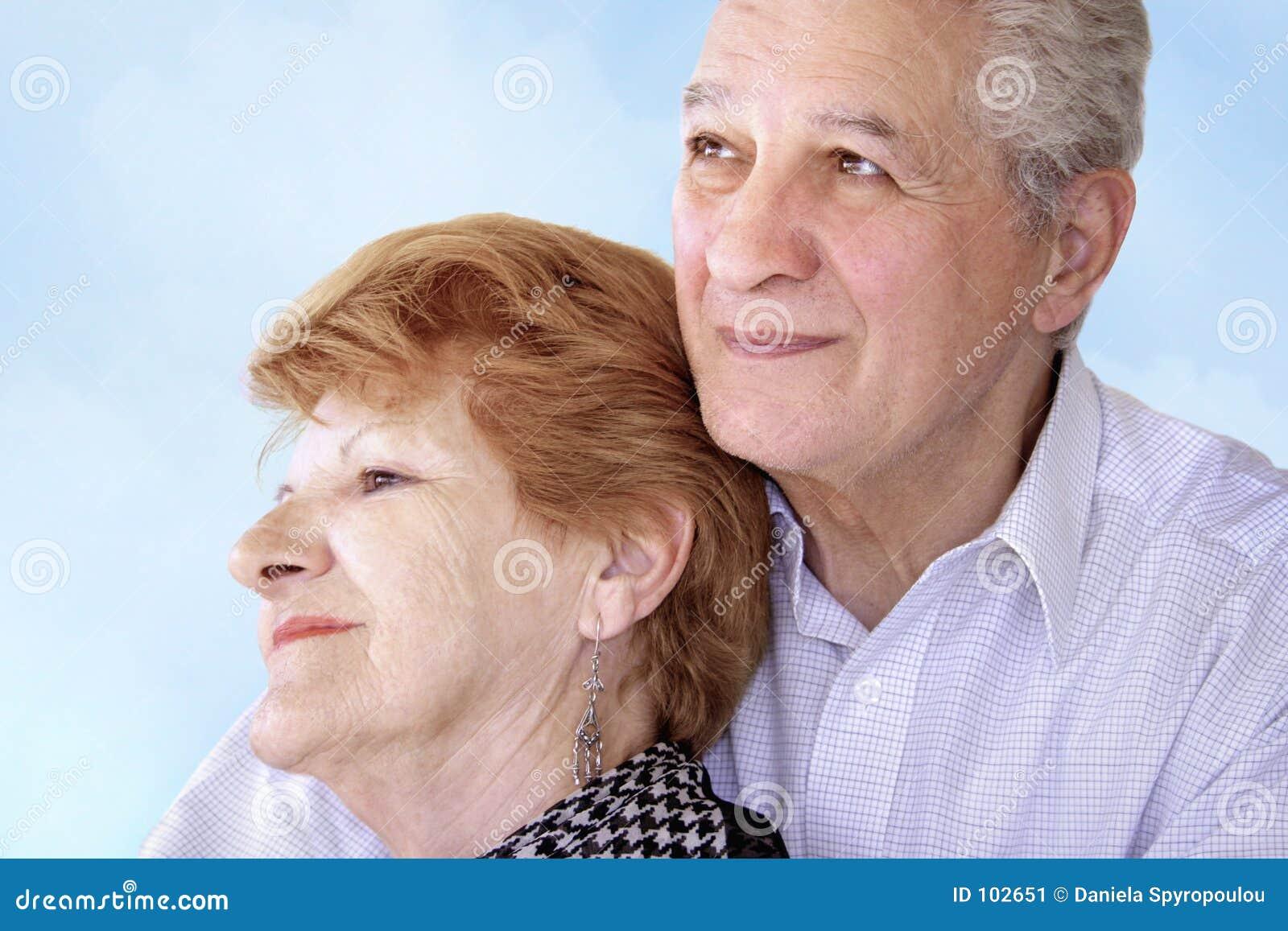 ηλικιωμένοι ζευγών