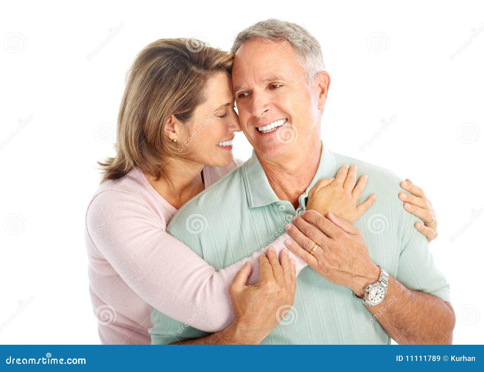 Ηλικιωμένο ζεύγος