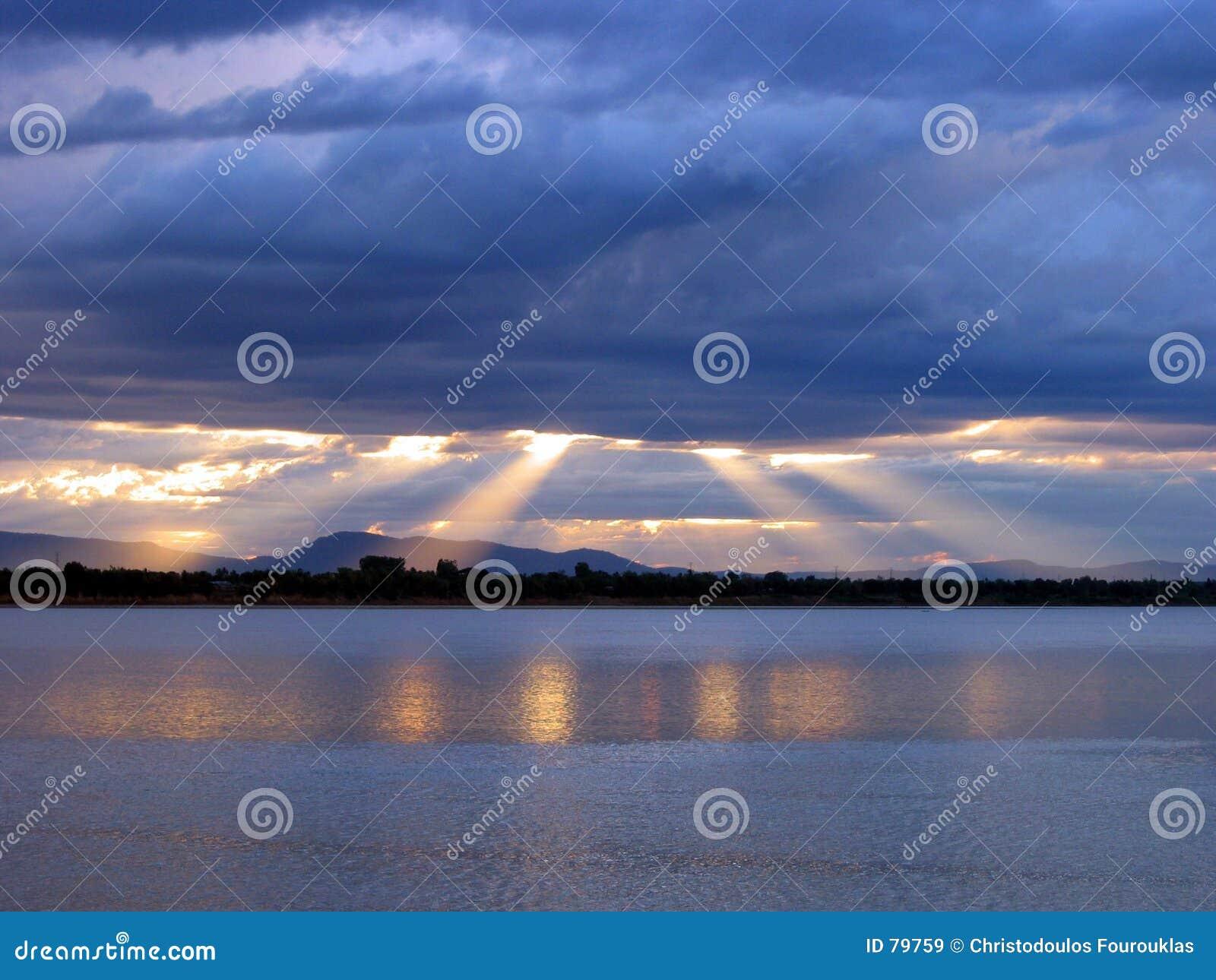 ηλιοβασίλεμα δόξας