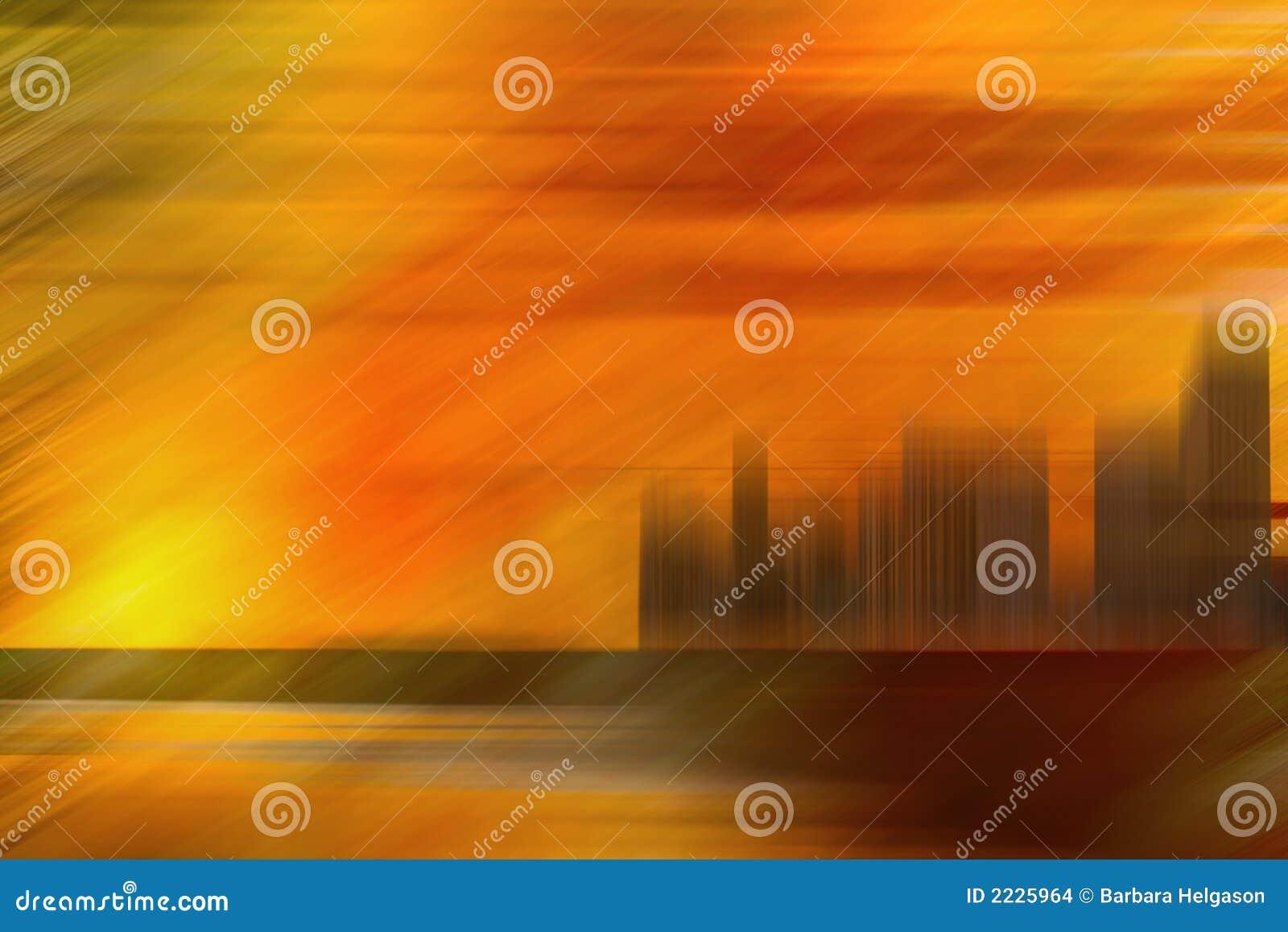 ηλιοβασίλεμα θαμπάδων