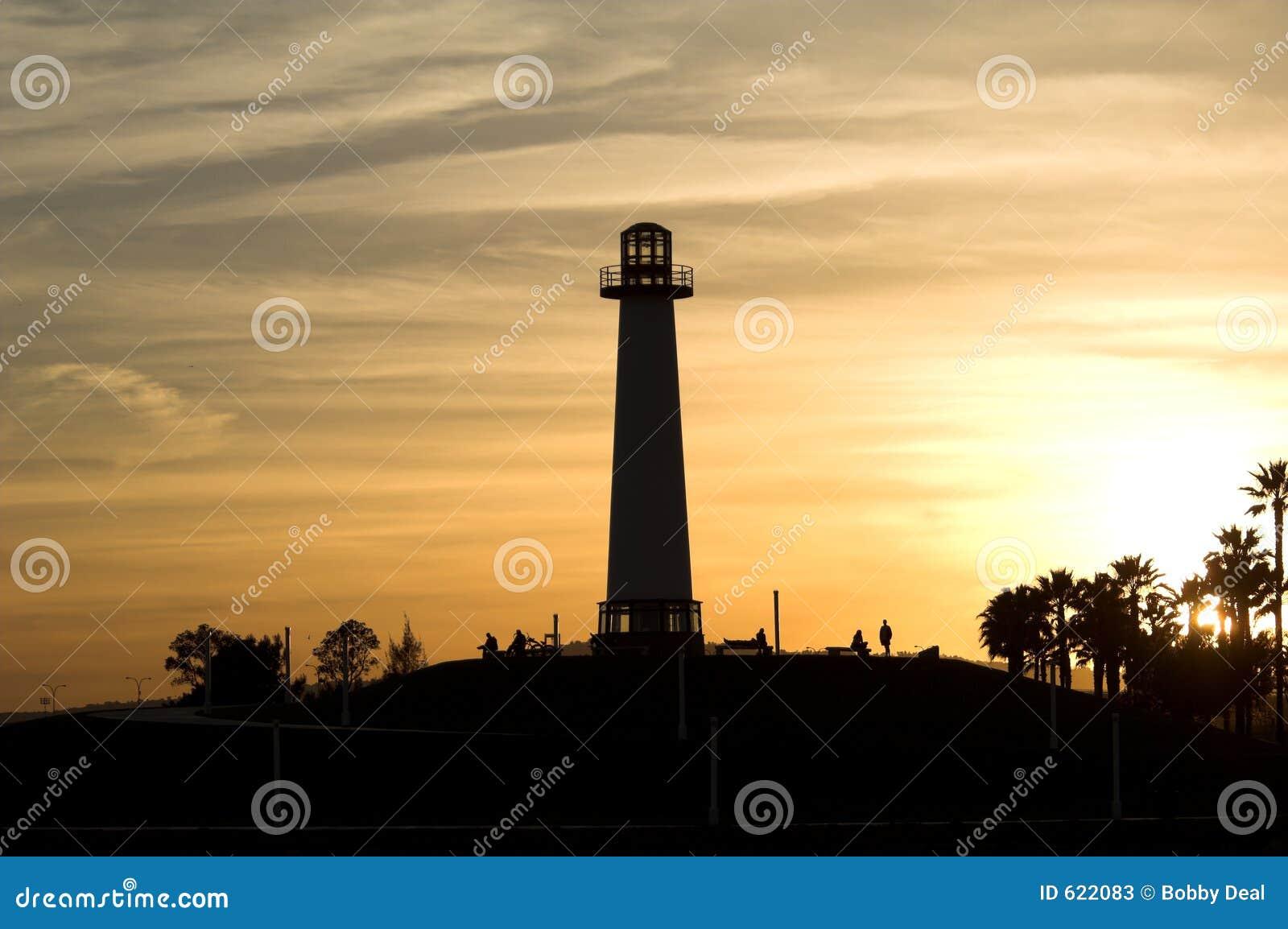 ηλιοβασίλεμα φάρων