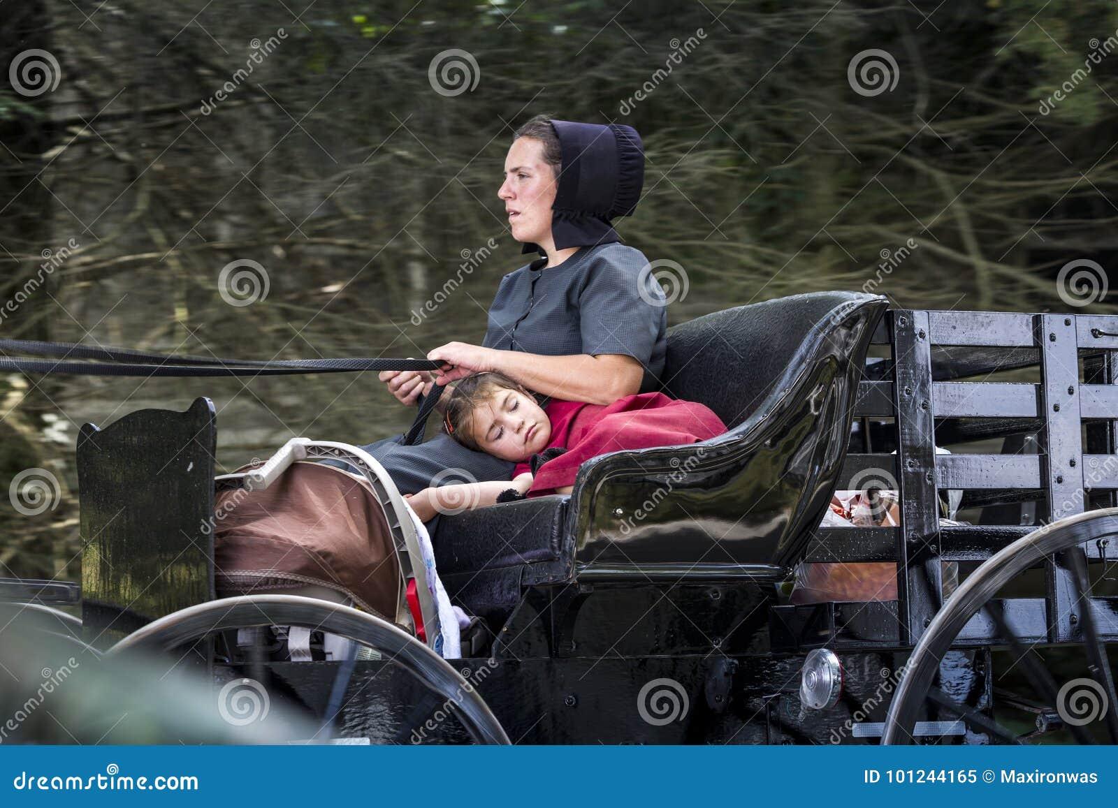 ΗΠΑ - Οχάιο - Amish