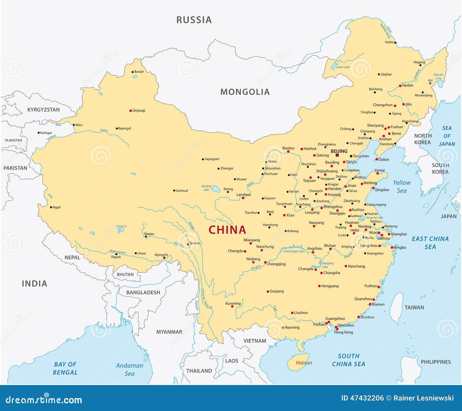 Hpeirwtikos Xarths Ths Kinas Politikos Dianysmatikh Apeikonish