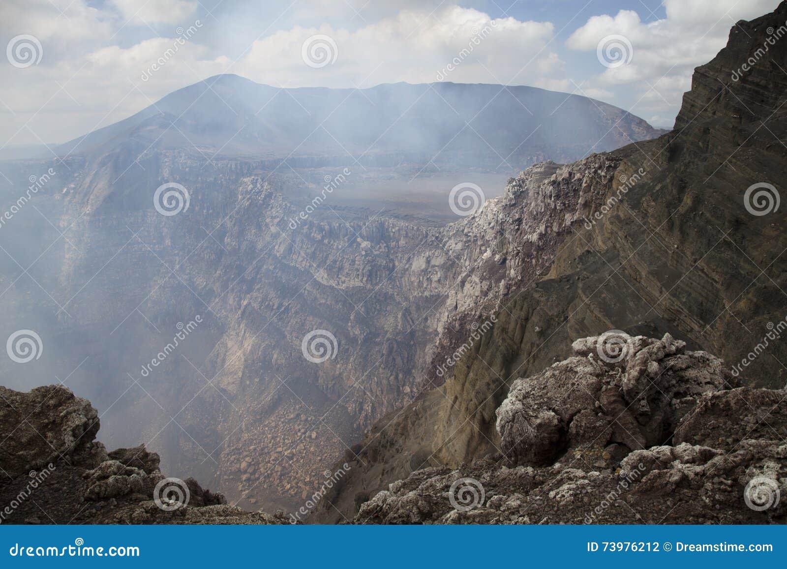 Ηφαίστειο και η τρύπα