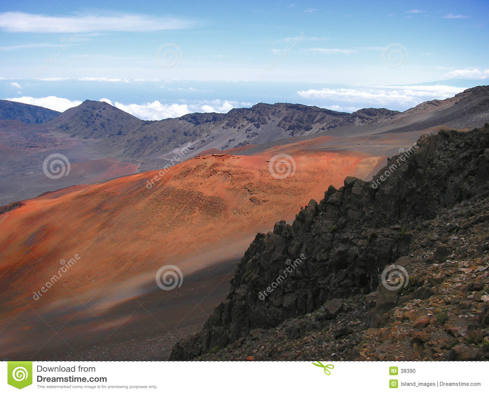 ηφαίστειο haleakala