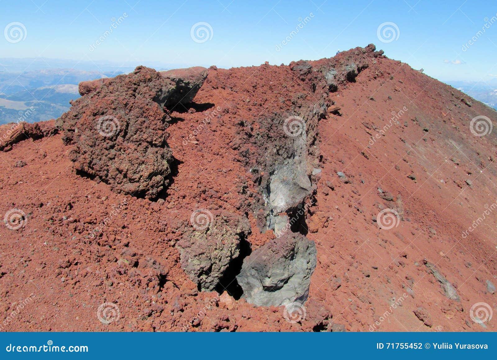 Ηφαιστειακοί βράχοι