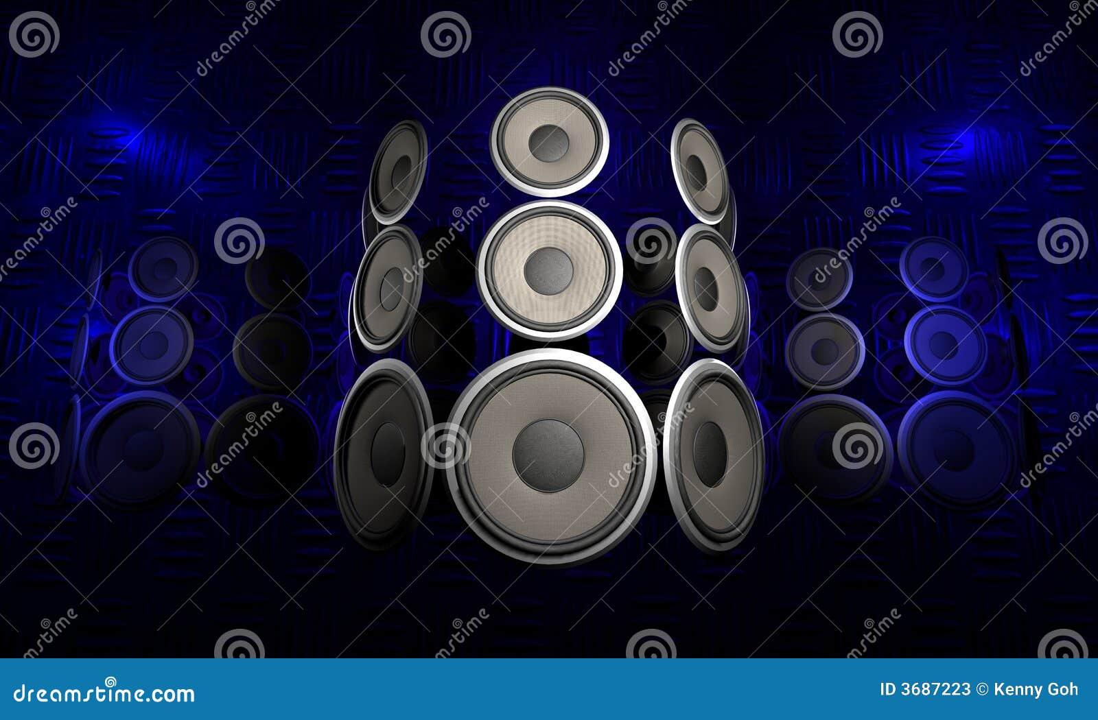 ηχητικοί ομιλητές