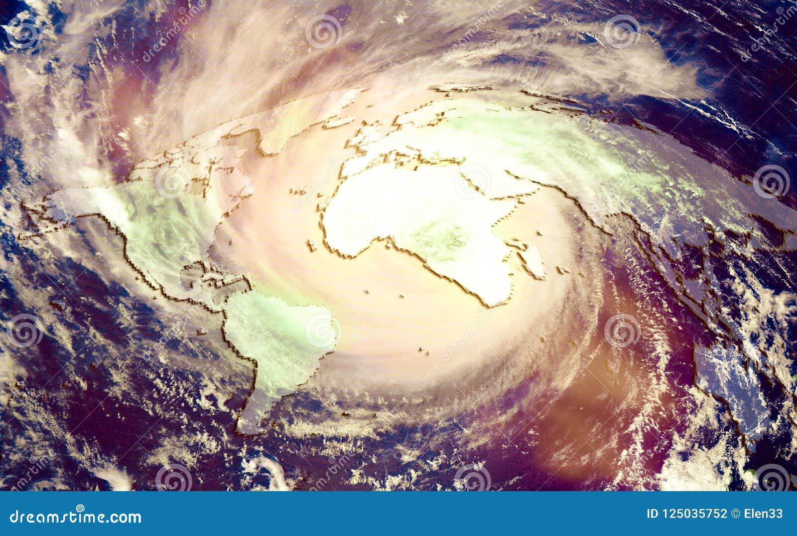 Η έννοια της καταστροφικής κλιματικής αλλαγής